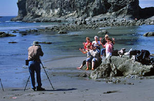 "Say ""Cheese,"" in Olympic NP, ©Mary Brock"
